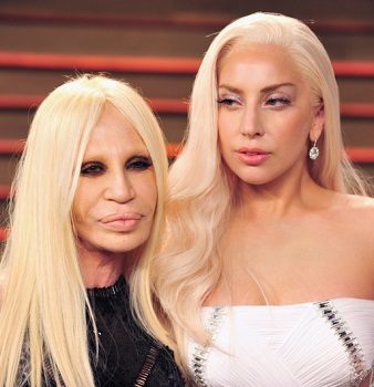 Леди Гага не будет играть Донателлу Версаче в «Американской истории преступлений»