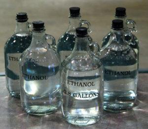 Bushel ethanol