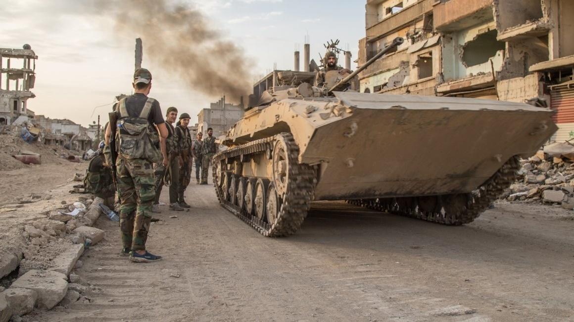 Идлибский котел. Что даст армии Асада контроль над Хан-Шейхуном